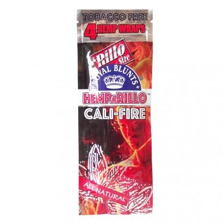 royal blunts hemparillo hemp wraps cali-fire