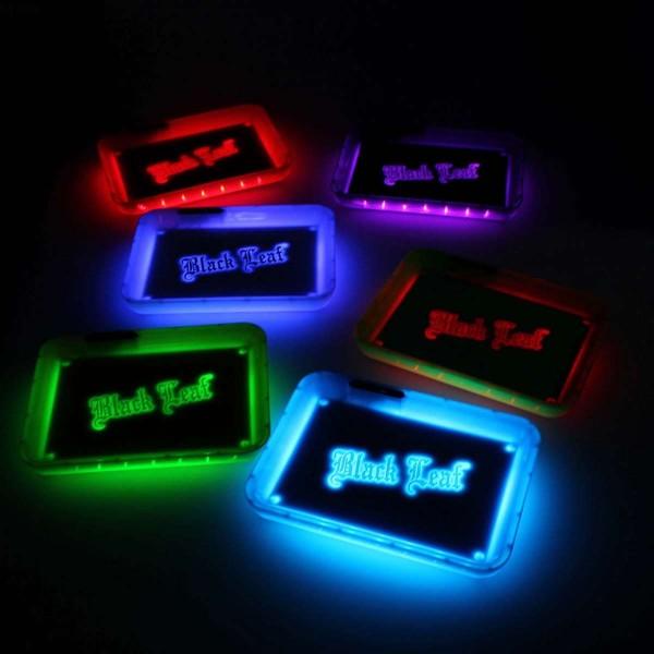 LED Rolling Tray