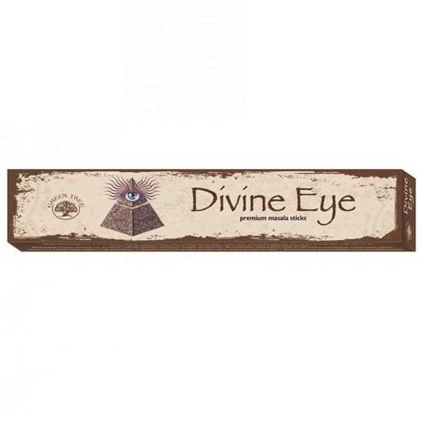 "Green Tree Incense ""Divine Eye"" 15gr."