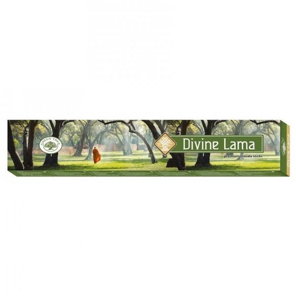 "Green Tree Incense ""Divine Lama"" 15gr."