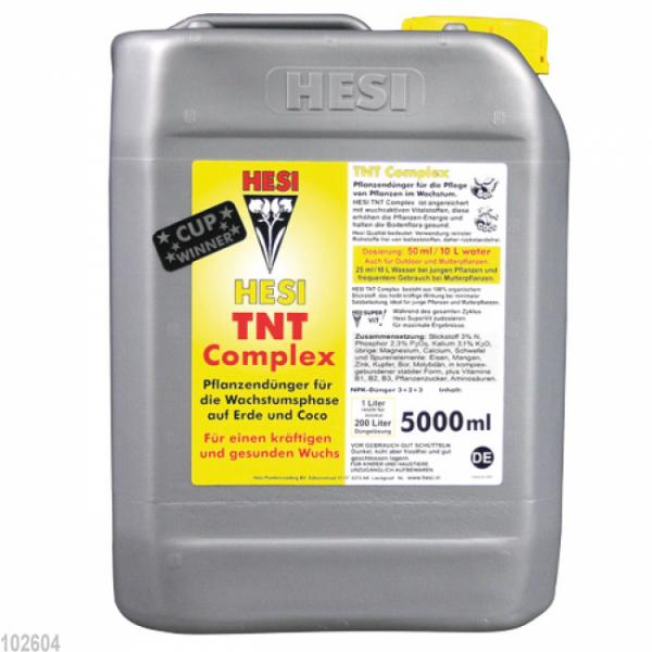HESI TNT Complex, 5 L (Wachstum / Erde)