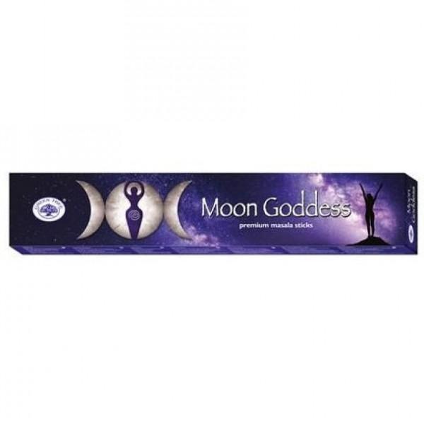 "Green Tree Incense ""Moon Goddess"""